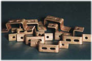 Copper Links & Brackets